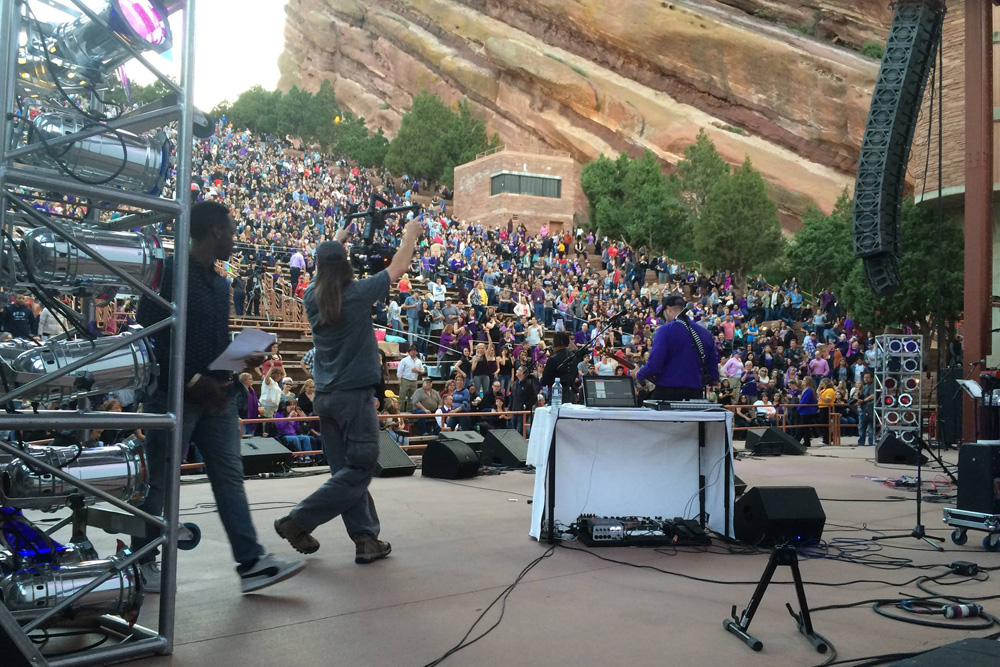 Qbala At Red Rocks