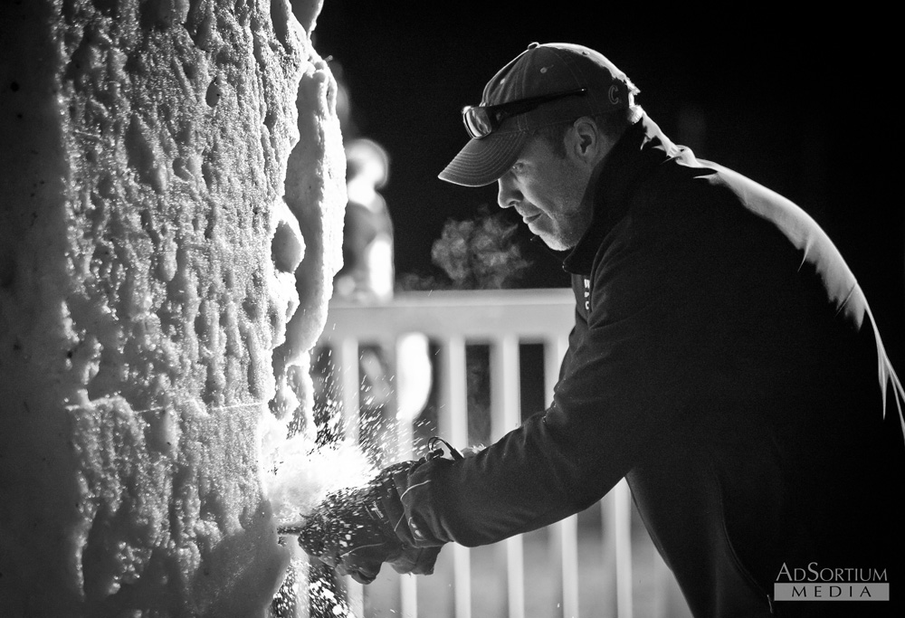Snow Sculpting 02